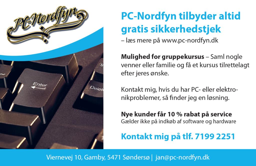 Viser min annonce fra magasinet Seniorliv Nordfyn